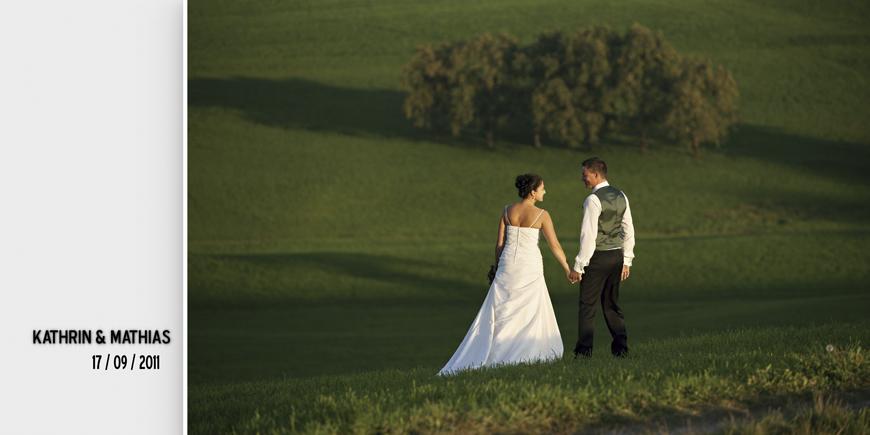 Hochzeitsbilder Kathrina & Mathias